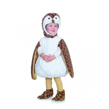 Underwraps White Barn Owl Belly Babies Toddler Infant Halloween Costume ... - $32.75