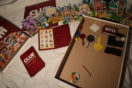 Clue Mysteries edition - $20.00