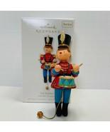 Hallmark Keepsake Ornament Toy Soldier Yuletide Treasures 2010 - $11.29