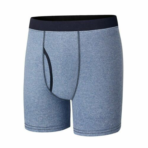3cff1883f244 7-Pack Hanes Boys Red Label Dyed Boxer Briefs Underwear - Assorted Colors -  S-XL - $21.84