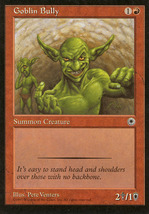 Magic: The Gathering: Portal - Goblin Bully - $0.25