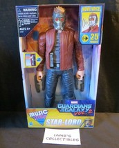Marvel Guardians of the Galaxy Vol. 2 Music Mix figure 25 phrases Star-Lord toy - $19.93