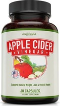 Apple Cider Vinegar Capsules for Weight Loss - Extra Strength - Best App... - $20.50