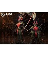 Lutoys Ronin Warriors Samurai Troopers Naaza Armor Plus Sekhmet Action F... - $96.99