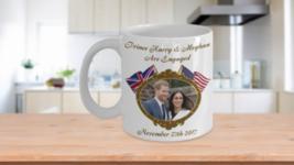 Prince Harry And Meghan Are Engaged Commemorative Coffee Mug Mugs of Tea - $14.84+
