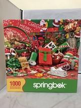 Springbok Puzzle 1000 - $4.50