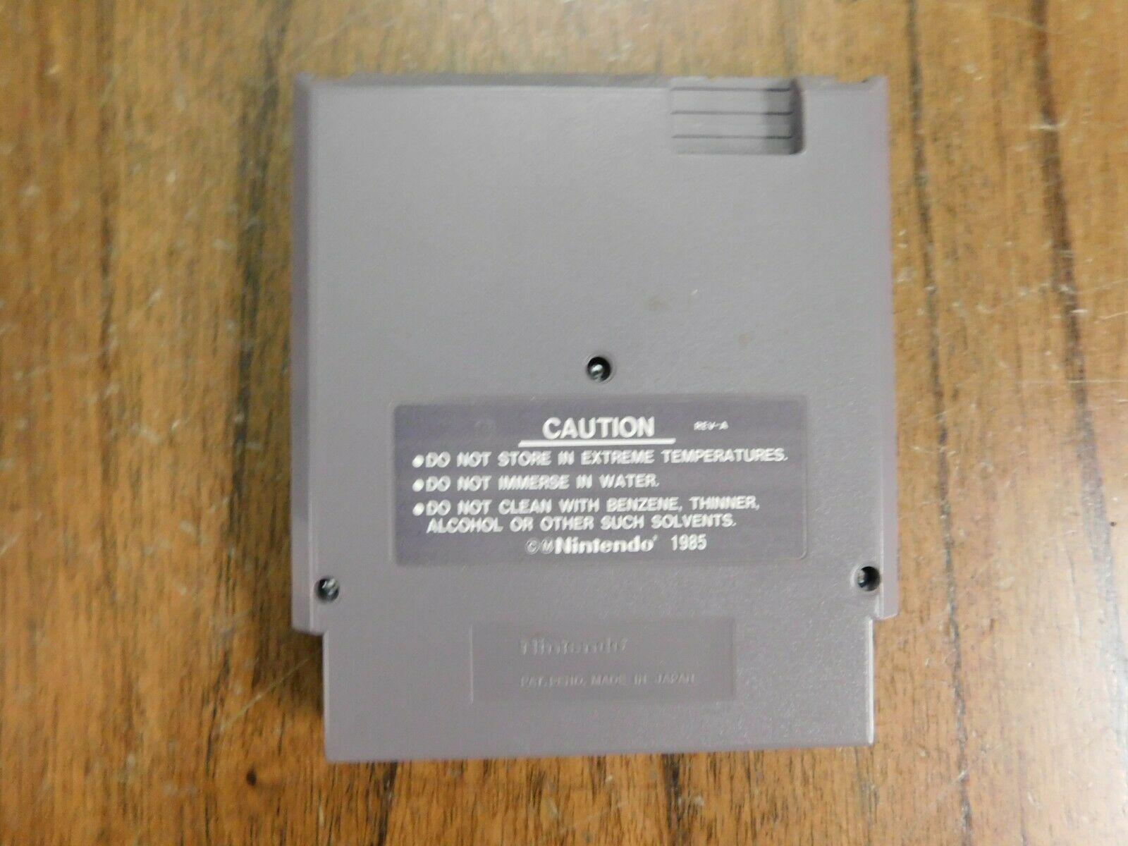 NES Game - Mario Bros Arcade Classics Series - Cartridge image 2