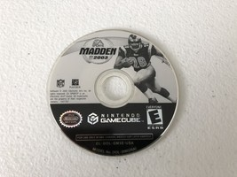 Madden 2003 - Nintendo Gamecube - Cleaned & Tested - $4.37