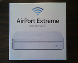 Apple AirPort Extreme Wireless N Router 4th Gen MC340LL/A (Worldwide Shipping)