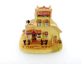Liberty Falls Village, 1997, Berghoff Butcher Shop AH131, Americana Coll... - $7.79