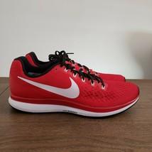 Nike Air Zoom Pegasus 34 TB University Red Running Shoes 887009-601 Men ... - $69.29