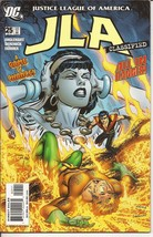 DC JLA Classfied #25 All In Danger Aquaman Action Adventure - $2.95