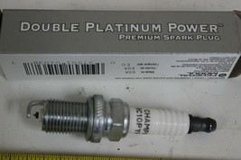 Champion RC10PYPB4 Double Platinum Power Spark Plugs Pack of 4 New image 1