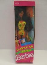 Vintage Mattel Hawaiian Fun Kira friend of Barbie Doll 5943 w Hula Skirt... - $33.65
