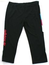 Adidas Originals Black HLZ UltraStar Track Pants Men's NWT image 2