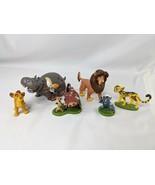 Disney Lion King Pride Figures Lot Cake Toppers - $34.95