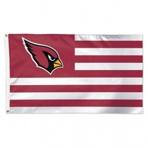 Arizona Cardinals Flag 3x5 Deluxe Americana Design**Free Shipping** - $38.00