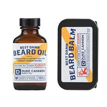 Duke Cannon Beard Bundle: Best Beard Oil, 3oz + Beard Balm, 1.6oz / Made with Na image 8