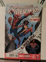 The Amazing Spider-Man #7  Dec 2014 - $4.95