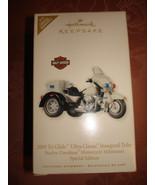 HALLMARK 2010 HARLEY DAVIDSON 2009 TRI GLIDE ULTRA CLASSIC TRIKE LTD ED ... - $24.95