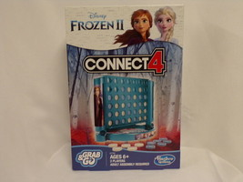 NEW SEALED 2019 Hasbro Frozen II Connect 4 Board Game - $13.99