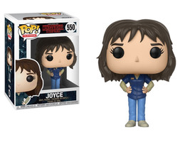 Stranger Things 2nd Season Joyce as Clerk POP Figure Toy #550 FUNKO NEW NIB - $8.79