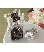 With This Ring Engagement Ring Keychain (Set of 32) - $100.50
