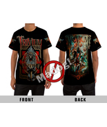 Trivium Heavy Metal Rock Band All Over Print T-Shirt - $57.99+