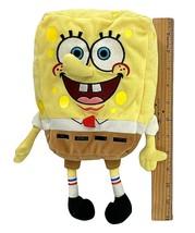 "Ty Spongebob Squarepants Plush Beanie Stuffed Toy 2011 12"" - $10.66"