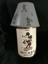 Walt Disney Mickey Mouse Table Lamp Vintage Extremely Rare - $65.00