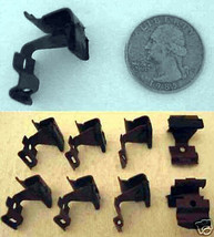 1965-1967 FULL SIZE FORD SEDAN WINDSHIELD RETAINER CLIPS - $21.77