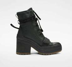 NIB*Converse All Star GR82 Chunky Platform Heel*Black*Size 6*Sneaker - $139.00