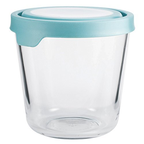 Primary image for Anchor Hocking Storage & Food Preperation Glass Food Storage 7-Cup Tall Mineral