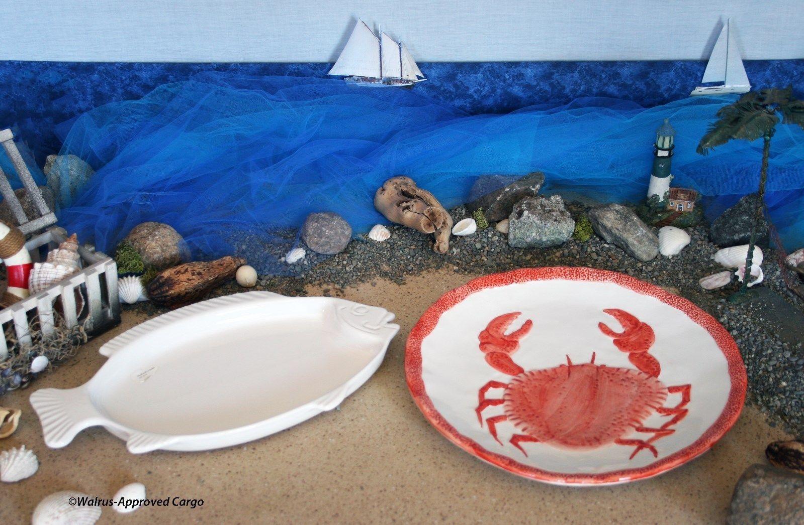 Pfaltzgraff Seafood Bake N Server + Italian and 14 similar items