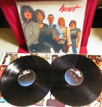 "VINYL LP RECORD ALBUM, 1980, ""HEART'S GREATEST HITS"" from HEART on EPIC ... - $18.80"
