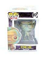 Funko Pop! Icons Marvel Stan Lee #07 Patina Vinyl Action Figure - $16.82