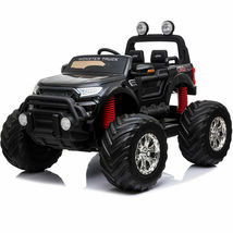 Ride On MotoTec Monster Truck 4x4 12v Parents Remote Control Kids 3 to 8 y.o. image 13