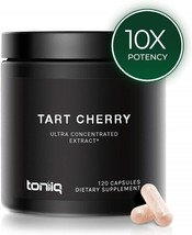 Ultra High Strength Tart Cherry Capsules - 10,000mg 10x Concentrated Ext... - $114.69