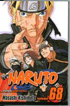 Naruto 68 Path Masashi Kishimoto Manga Graphic Novel Shonen Jump Japan - $5.00