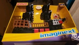 Brand New Fisher Price Imaginext Pirate Ship with 2  Figures - $99.99
