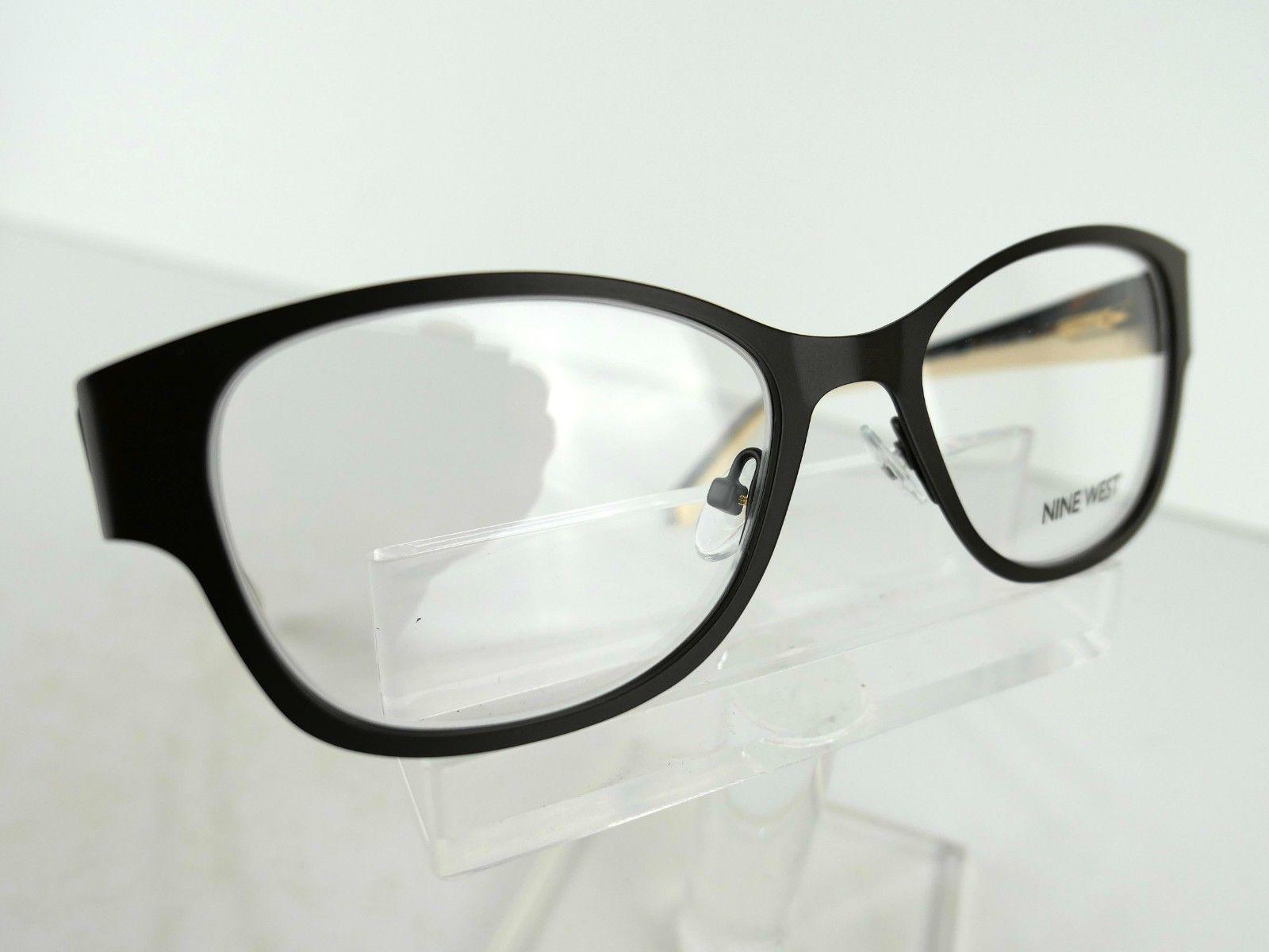 Nine West NW 1061 (210) Brown 51 x 17 135 mm Eyeglass Frames