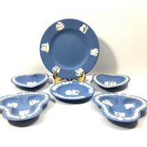 Wedgwood Jasperware Classic Figures Matching 6Pc Collector set (c1955-61) - $39.55
