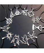 KPOP EXO Necklace Leather Necklaces Constellation Chanyeol Baekhyun EX'A... - $2.99
