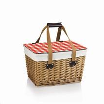 Picnic Time Canasta Wicker Basket 118-00 - $934,24 MXN