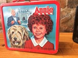 Vintage Lunch Box  1981 (Annie) - $16.99