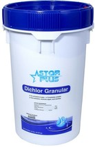 Pool Chlorine Shock Treatment 50 lb. Concentrated Powder Granules Residu... - $168.04