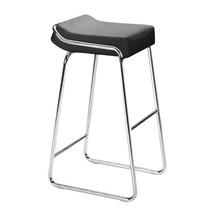 kitchen barstools, Black Wedge metal counter modern barstools chair, Set... - $435.99