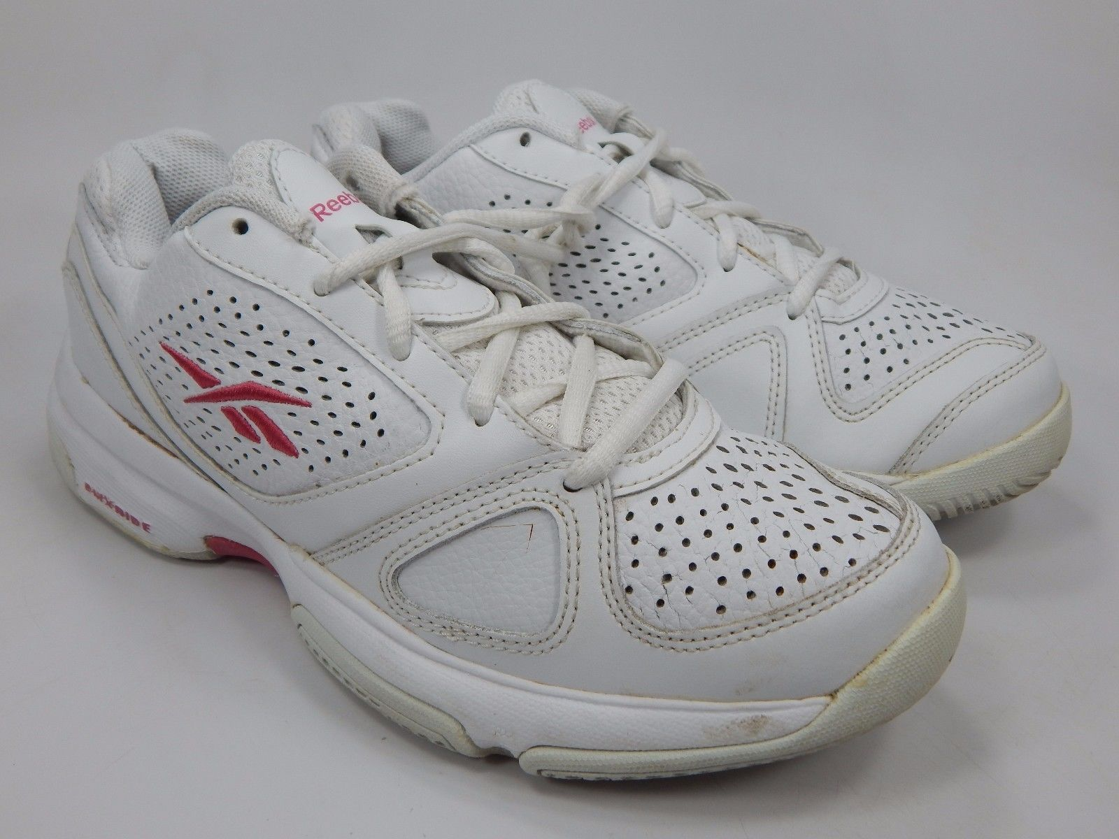 Reebok DMX Ride Women's Running Shoes Size US 7 M (B) EU 37.5 White 6-J03486