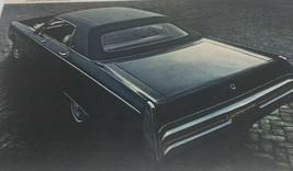 1969 Chrysler Imperial LeBaron Luxury Car Advertising 1968 Vintage Print Ad - $8.99