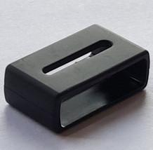 Casio Watch Strap Keeper Loop Hoop 20mmX5mm Rubber Black BGA-270 Holder ... - $5.60